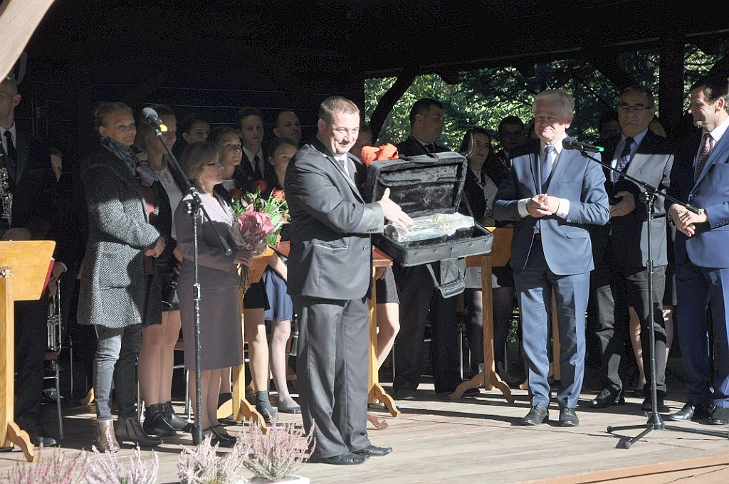Jubileusz 70-lecia Orkiestry Dętej