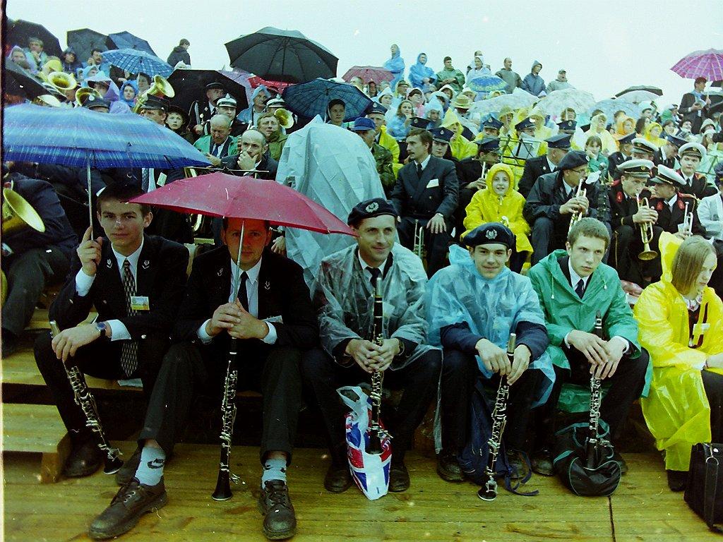 Kanonizacja św. Kingi 16.06.1999